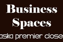 Business Spaces / Alaska Premier Closets has a way of thinking around the problem when it comes to designing, building and installing work spaces, retail displays and storage for business across the state of Alaska.