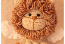 Crochet Toys and Stuff. / by Louise Andrews