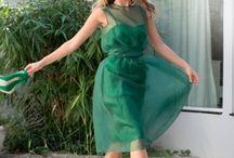 Ładne sukienki, których wykroj posiadam