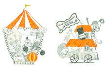··{ IMC - Raquel Bonita }·· / Ilustraciones / Dibujos / Ilustración infantil / Children's books illustration / Drawing