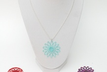 Acrylic pendants