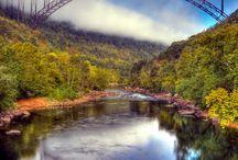 West Virginia. Planning a trip / by Rosanne C