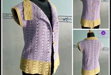 Crochet apparels for women / Crochet apparels for women free / paid. Find crochet patterns and get inspirations.