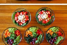 FITNESS FOOD / veggies recipes & meals prep ideas