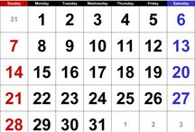 August 2016 Calendar / Free August 2016 Calendar, Template and printable for download