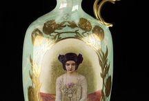 Porcelain saxe