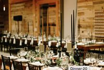 Real Weddings / Take a look at some of our favorite weddings using Alpine Event Rentals products!