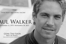 Paul Walker. May you ride in paradise.  / Paul Walker <3 / by Peachesxyz Veatch Cppi