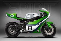 Kawasaki Cafe Racer