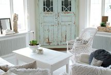 Shabby pieces