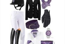 Purple tack set