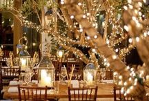 Wedding Decoration Ideas / by Alicia Paine