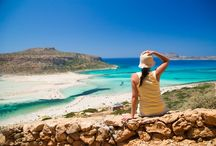 Greece / Collecting stuff for our Grecian getaway