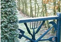 Garden gates / by Letsgoplanting