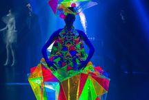 Wow / World of wearable art fashion ideas
