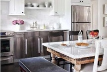 Rooms: Kitchen / by Colom & Brit Home Accessories