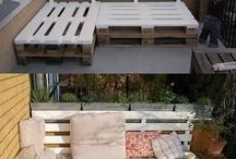 Pallet furniture / Pallets