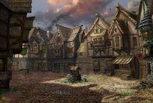 RP resources: Medieval enviro