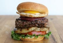 Burger Bash / What makes a better burger? Ono ingredients and a KING'S HAWAIIAN bun. Dig in! / by King's Hawaiian