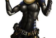 SWRPG Characters - Twi'leks