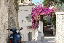 Vicoli di Sperlonga / Turismo, Cultura , Viaggi, Enogastronomia