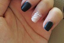 Nails creation