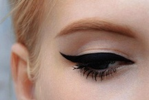 Hair & Make up / by Meilani Benavente