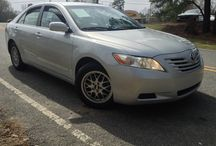 2007 Toyota Camry LE Sedan For Sale in Durham NC at The Auto Finders
