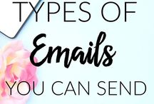 Email what to send!