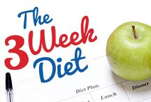 3 Week Diet Plan / Want to lose weight? The 3 Week Diet Plan helps women drop 2-3 dress sizes, 2-4 inches off their waist, have flatter stomachs and also to lose unwanted fat off their hips, thighs, and butt - all within 21 days! Specialist nutrition trainer. Customizes your diet plan. GD.