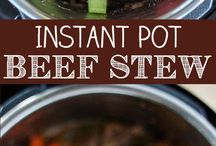 Instant Pot Cooking