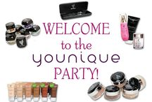 Pinterest Makeup Party! / We're having a Pinterest Virtual Party! Come learn about Younqiue and their amazing naturally based cosmetic line, including their #1 top selling 3D Fiber Lash Mascara! / by Jaime Buzzard