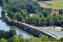 Puente de piedra de Toro / Románico de Zamora