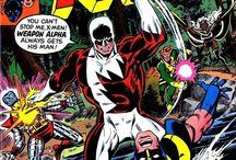 HQ's. / DC e Marvel...os heróis e os vilões  oq eu achei interessante ou legal..