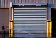 Commercial Doors - Sectional and Rolling