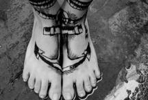 Tattoos <3 / by Keri Hacker