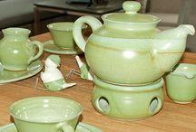 Keramik Geschirr / Wohnaccessoires für Haus uns Garten, Geschirr aus Keramik