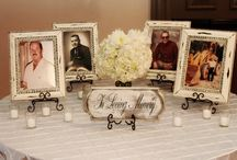 Ideas To Honor Loved Ones At Your Wedding / Unique ways to honor deceased loved ones at your wedding. There are many ways to include them in your nuptials from a subtle candle lit in honor of them to a more public display such as a toast.  However, you do not want to dampen the mood of the festivities, so important to find an appropriate way to remember them without ruining the tone of the wedding. While missing them is sad, it shouldn't overpower the day.