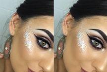 Glitter-meikit