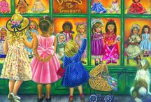 Art I Love By Various Artist / by Marcella Robinson