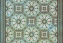 carpet stencil