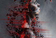 stunning digital art