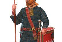 Roman Army illustratons by Graham Sumner
