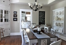 Dining Room Inspiration / by Krystal Becker