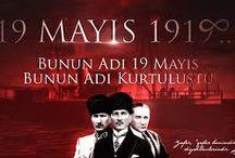 19MAYIS BAYRAMI / NİCE MUTLU ÖZGÜR 19 MAYISLARA