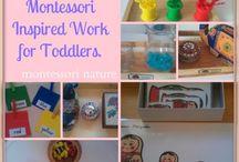 Montessori maternal
