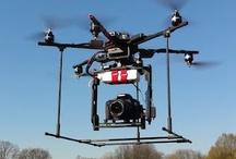 Cuadricopteros y afines / Cuadricopteros, hexacopteros y en general multicopteros