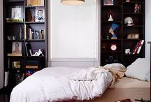 bedrooms / by Patricia Justice
