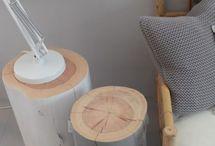 Tree log tables