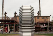 Wieża recyklingowa
